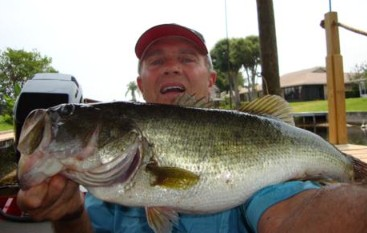 Johnny Lake June Bass (lake placid florida and central florida fishing)