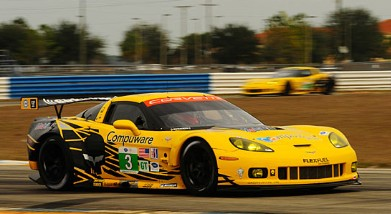 12 hours of sebring corvette